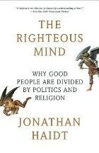 XXL obrazek Haidt Jonathan: Righteous Mind