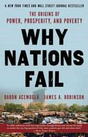 XXL obrazek Acemoglu Robinson: Why Nations Fail: The Origins Of Power, Prosperity, And Poverty