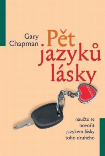 Chapman Gary: Pět jazyků lásky cena od 186 Kč