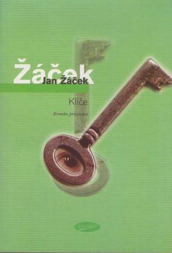 Žáček Jan: Klíče - Román prozaika cena od 123 Kč