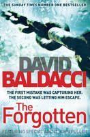 Baldacci David: Forgotten cena od 210 Kč