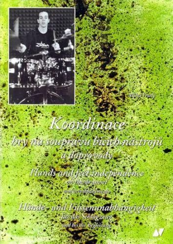 Veselý Miloš: Koordinace hry na soupravu bicích a doprovody + CD cena od 259 Kč