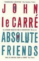 Carre, John le: Absolute Friends (EE) cena od 185 Kč
