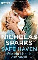 Sparks Nicholas: Sparks, Nicholas: Wie ein Licht in der Nacht cena od 242 Kč
