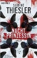 Thiesler Sabine: Nachtprinzessin cena od 242 Kč