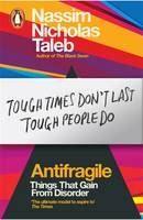 Taleb, Nassim Nichol: Antifragile: How to Live in a World We Don't Understand cena od 312 Kč