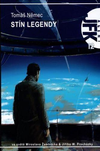 Tomáš Němec: Agent JFK 12 - Stín legendy cena od 60 Kč