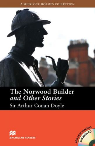 XXL obrazek Sir Arthur Conan Doyle: The Norwood Builder and Other Stories - 5, + CD