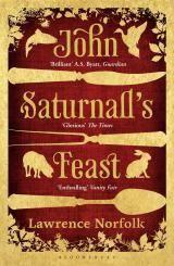 Norfolk, Lawrence: John Saturnall's Feast cena od 242 Kč