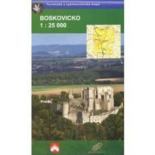 Boskovicko 1:25T TM a CM Geodézie cena od 70 Kč