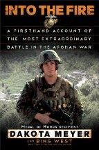 Meyer Dakota: Into the Fire: A Firsthand Account of the Most Extraordinary Battle in the Afghan War cena od 404 Kč