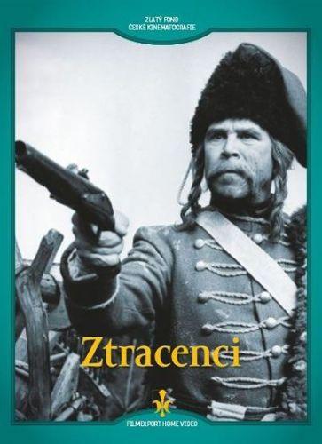 Ztracenci - DVD (digipack) cena od 73 Kč