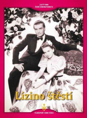 Lízino štěstí - DVD (digipack) cena od 85 Kč