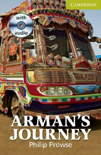 Arman's Journey: + CD cena od 119 Kč