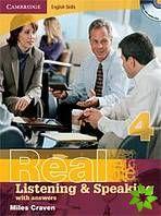 Cambridge English Skills - Real Listening & Speaking L4 with answers & Audio CDs (2) cena od 648 Kč
