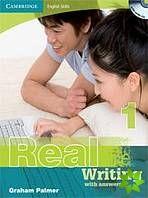 Cambridge English Skills - Real Writing L1 with answers & Audio CD cena od 648 Kč