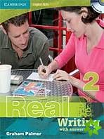 Cambridge English Skills - Real Writing L2 with answers & Audio CD cena od 648 Kč