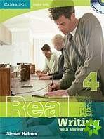 Cambridge English Skills - Real Writing L4 with answers & Audio CD cena od 648 Kč