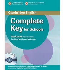 Complete Key for Schools - Workbook with answers with Audio CD cena od 180 Kč
