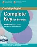 Complete Key for Schools - Workbook without answers with Audio CD cena od 184 Kč