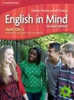 English in Mind 2nd Edition Level 1 - Class Audio CDs (3) cena od 568 Kč