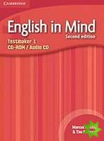 English in Mind 2nd Edition Level 1 - Testmaker Audio CD/CD-ROM cena od 572 Kč