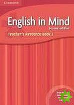 English in Mind 2nd Edition Level 1 - Teacher's Book cena od 600 Kč