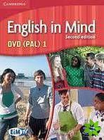 English in Mind 2nd Edition Level 1 & 2 - DVD cena od 1048 Kč