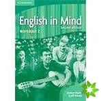 English in Mind 2nd Edition Level 2 - Workbook cena od 252 Kč