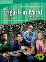 English in Mind 2nd Edition Level 2 - Class Audio CDs (3) cena od 568 Kč