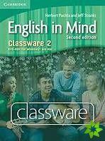 English in Mind 2nd Edition Level 2 - Classware DVD-ROM cena od 2096 Kč