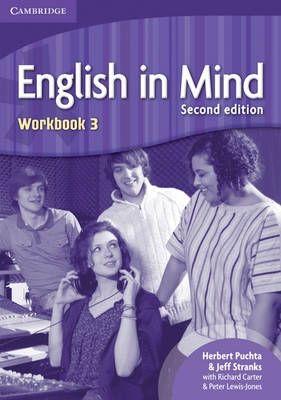 English in Mind 2nd Edition Level 3 - Workbook cena od 252 Kč