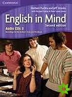 English in Mind 2nd Edition Level 3 - Class Audio CDs (3) cena od 568 Kč