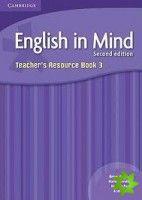 English in Mind 2nd Edition Level 3 - Teacher's Book cena od 600 Kč