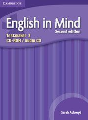 English in Mind 2nd Edition Level 3 - Testmaker Audio CD/CD-ROM cena od 572 Kč