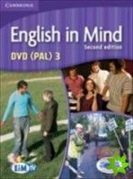 English in Mind 2nd Edition Level 3 - DVD cena od 1 048 Kč