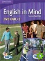 English in Mind 2nd Edition Level 3 - DVD cena od 1048 Kč