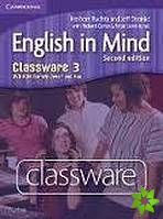English in Mind 2nd Edition Level 3 - Classware DVD-ROM cena od 2 096 Kč
