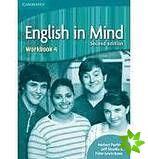 English in Mind 2nd Edition Level 4 - Workbook cena od 252 Kč