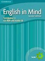English in Mind 2nd Edition Level 4 - Testmaker Audio CD/CD-ROM cena od 572 Kč