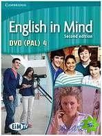 English in Mind 2nd Edition Level 4 - DVD cena od 1048 Kč
