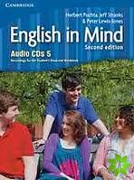 English in Mind 2nd Edition Level 5 - Student's Book + DVD-ROM cena od 376 Kč