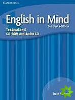 English in Mind 2nd Edition Level 5 - Testmaker Audio CD/CD-ROM cena od 572 Kč