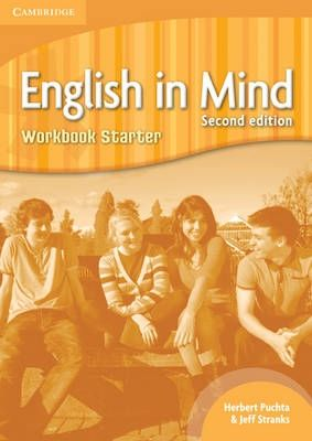 English in Mind 2nd Edition Starter Level - Workbook cena od 250 Kč
