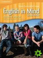 English in Mind 2nd Edition Starter Level - Class Audio CDs (3) cena od 568 Kč