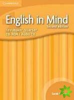 English in Mind 2nd Edition Starter Level - Testmaker Audio CD/CD-ROM cena od 572 Kč