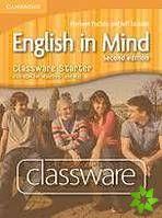 English in Mind 2nd Edition Starter Level - Classware DVD-ROM cena od 2096 Kč
