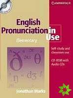 English Pronunciation in Use Elementary cena od 1048 Kč