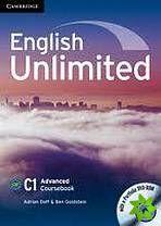 English Unlimited Advanced - Class Audio CDs (3) cena od 596 Kč