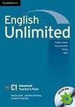 English Unlimited Advanced - Teacher's Pack (TB + DVD-ROM) cena od 684 Kč